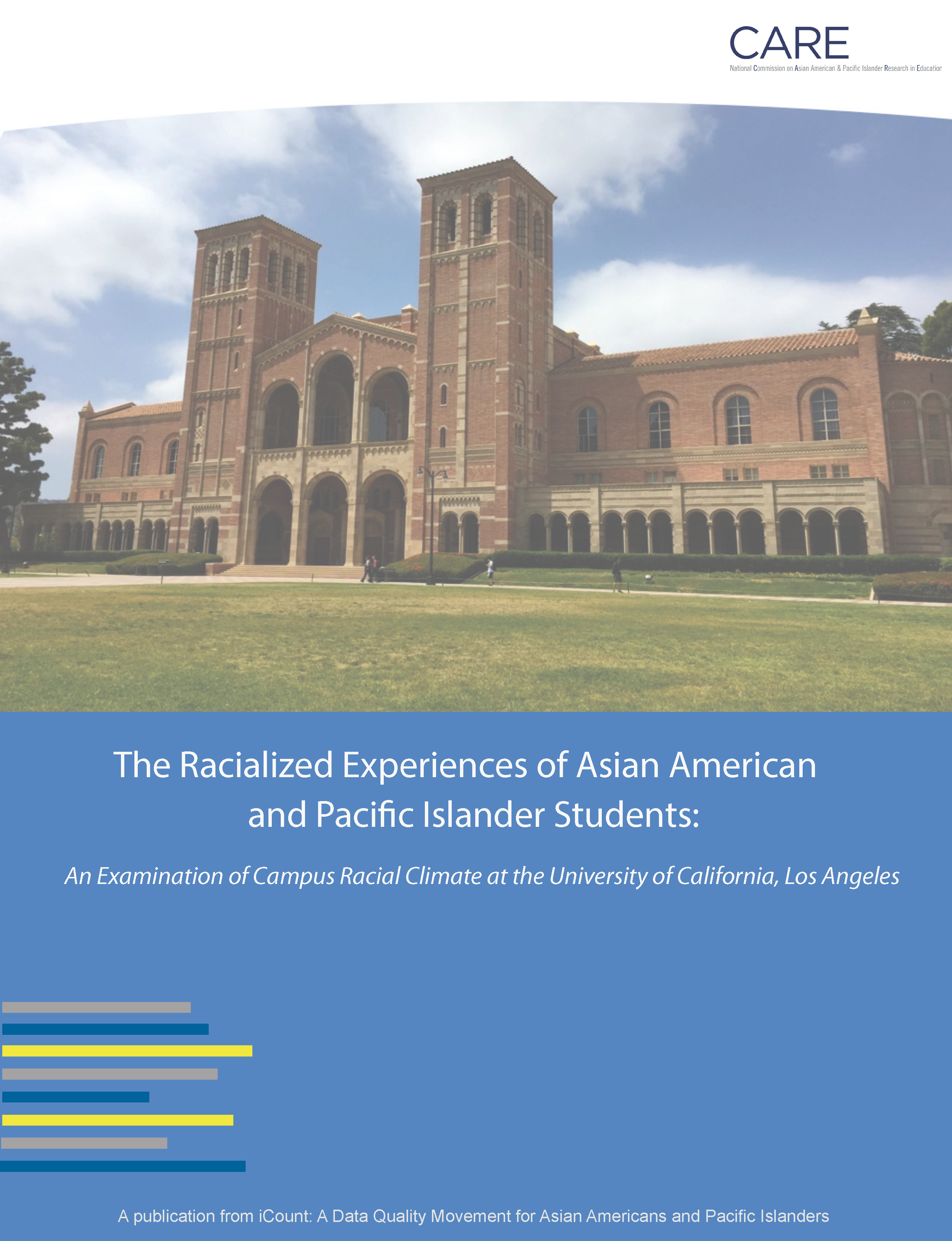 Where can i find more info for UCLA college report?